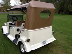 Custom Street Rod Golf Carts Diane