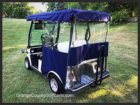 NOS Pathway Club Car