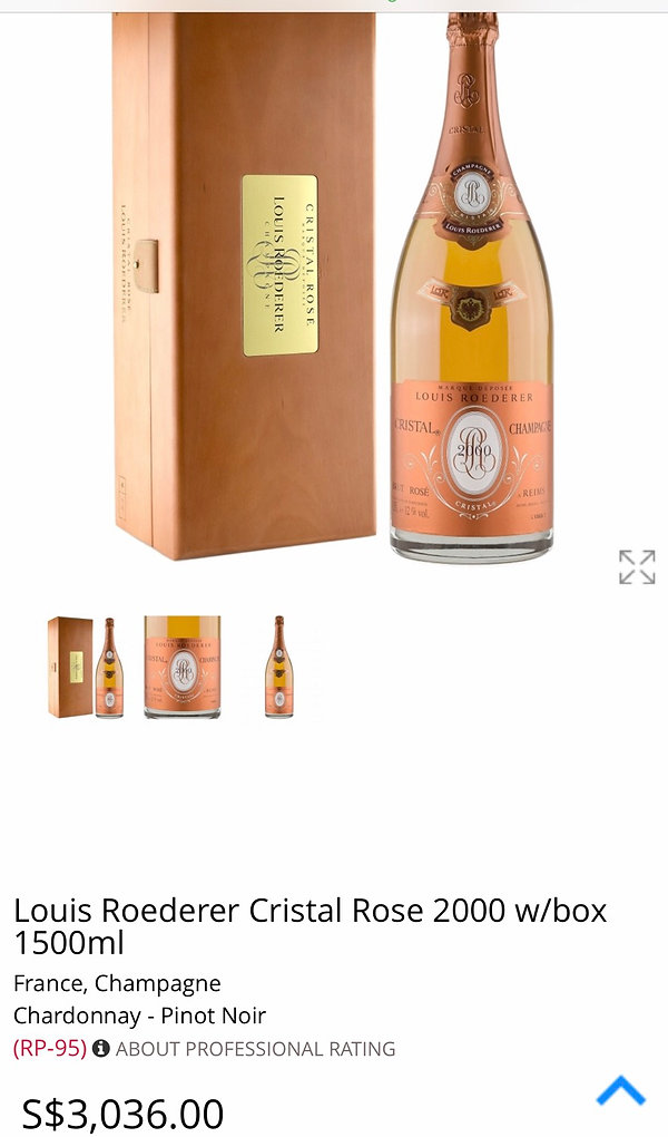 Louis Roederer Champagne 2000 With BoxMake Offer
