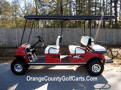 XRT850 SE Club Car golf cart