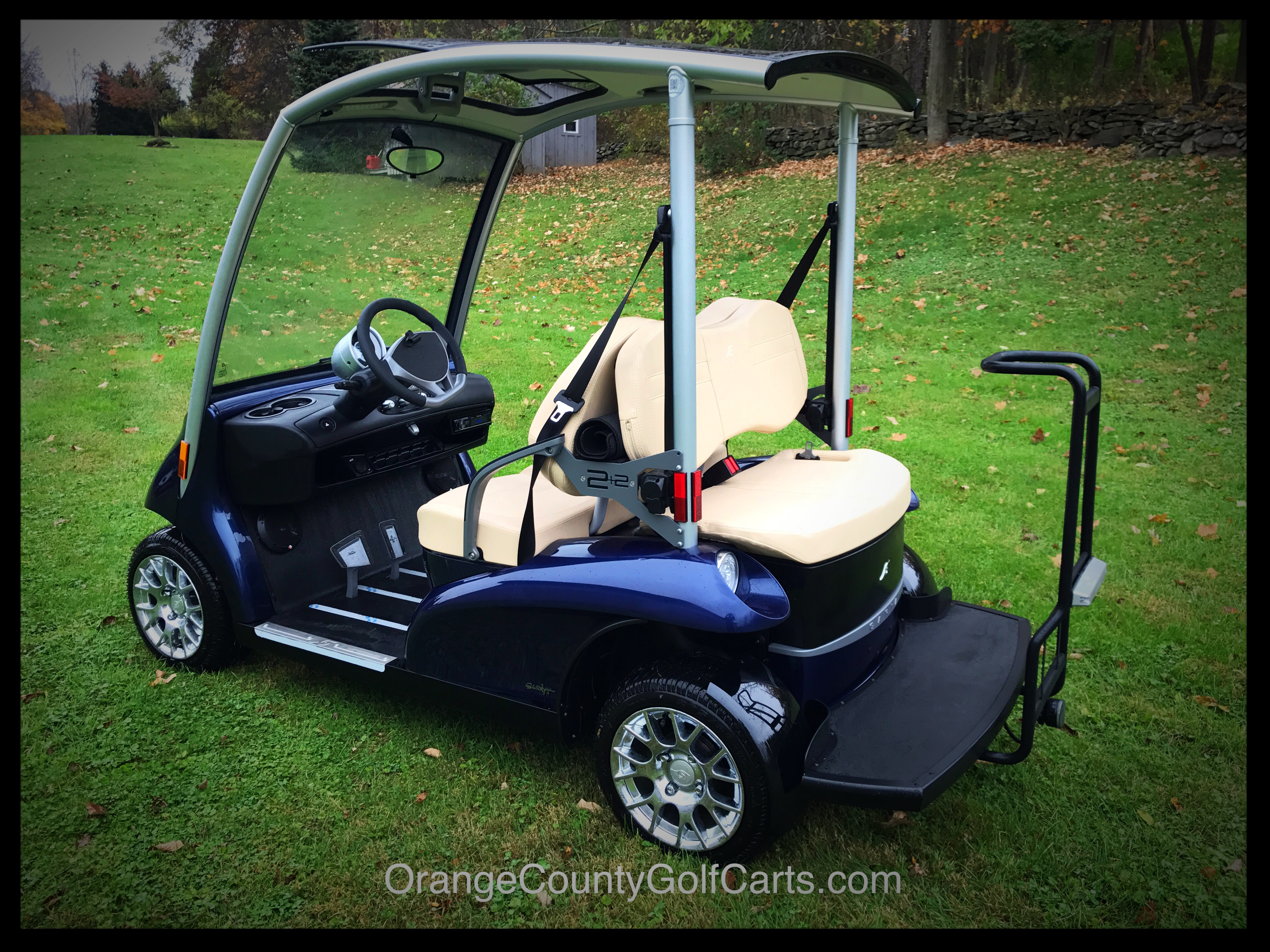Orange County Golf Carts New York Luxury Golf Cars on