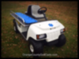 BRUTE EMT Emergency Medical Vehicles   Golf Cart ambulance