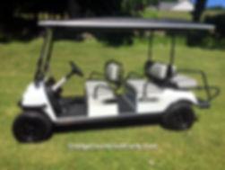 XRT850 SE Club Car golf cart
