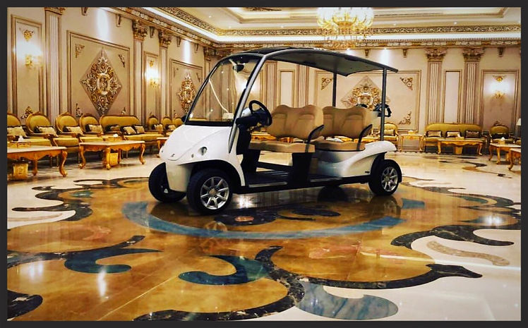 Garia Luxury Courtesy