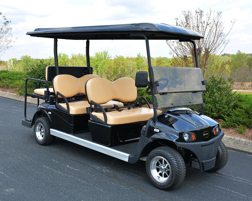Star ev Magellan golf cart