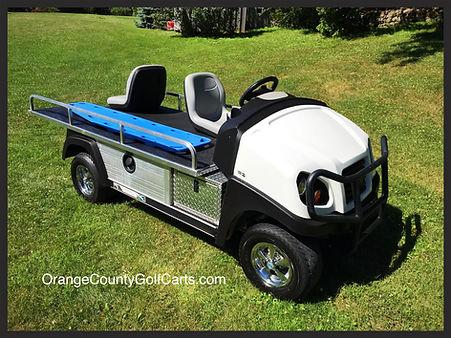 Brute 500 ambulance mini