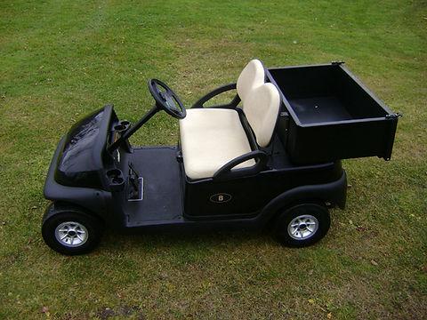 golf car box