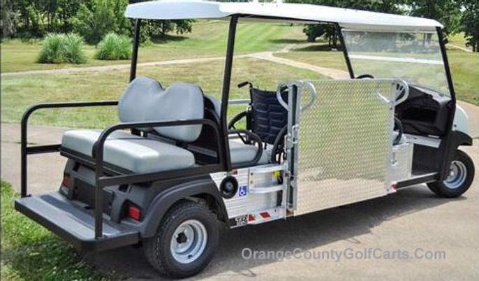 BRUTE Wheelchair Trans  Vehicles