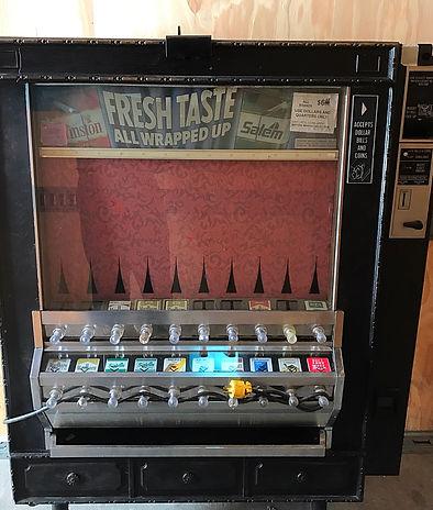 cigarette machine for sale