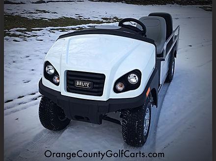golf cart ambulance emt