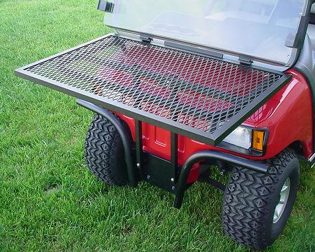 club car front rack