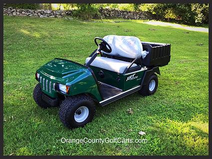 BRUTE 800 Electric Club Car