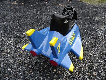 F 14 Jet Kiddie