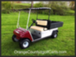 Carryall 2 gas utility cart