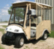 STAR golf cart cab enclosure