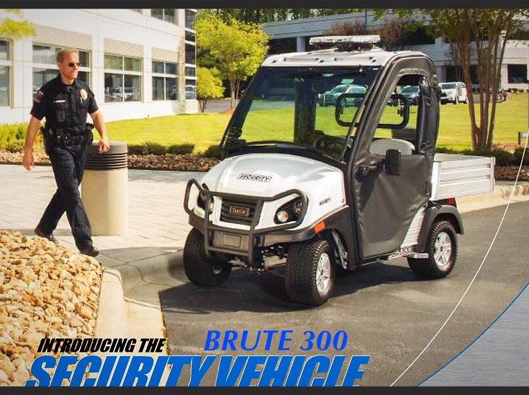 Brute 300 Security Golf Car