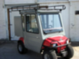 club car golf cart cab enclosure