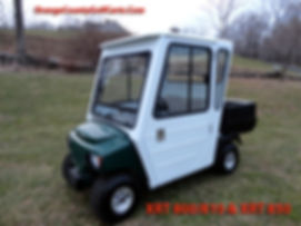 golf cart cab
