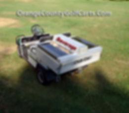 Golf Cart Beverage Unit