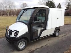 new carryall van box
