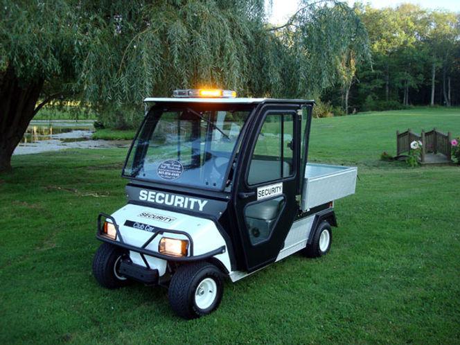 Security Car Carryall II