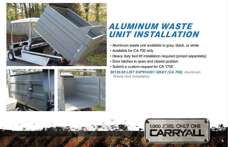 trash Cart
