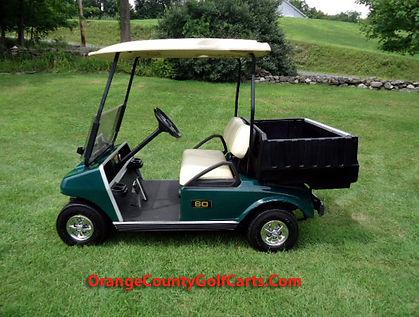 golf cart rear box