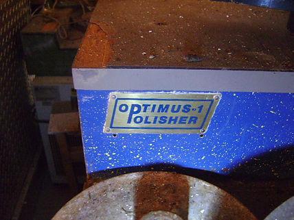 Optimus-1 Polisher