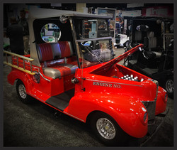 1940 Ford Streetrod Golf Cart