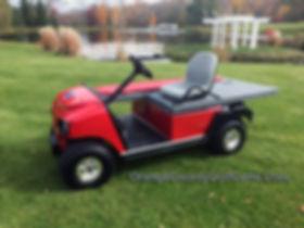 First Responder mini-ambulance EMT golf carts