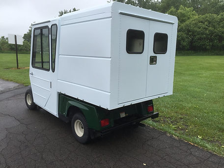Yamaha golf Car Cabs & Van Boxes