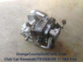 club car new kawasaki engine