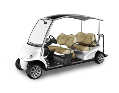 garia courtesy golf cart
