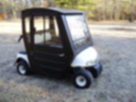 EZ-GO RXV Aluminum Cab