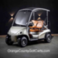 GARIA MONACO golf cart Diane