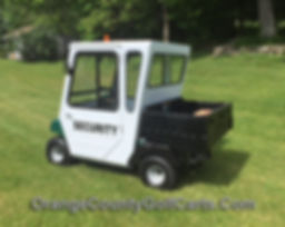 BRUTE S SECURITY GOLF CART