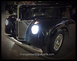 1940 Ford Streetrod Diane golf cart