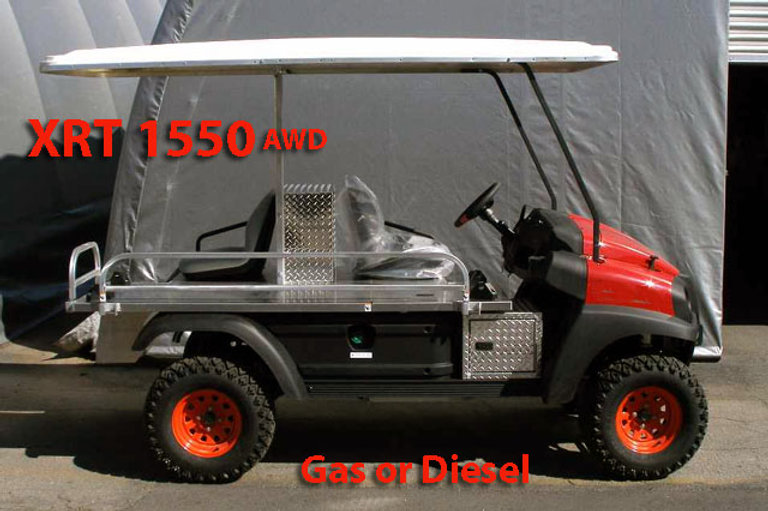 4x4 EMT Emergency Medical Vehicles   Golf Cart ambulance