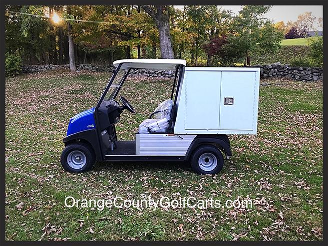 Brute Food Cart Transporter