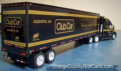 Freightliner Century Club Car Die Cast Tractor Trailer