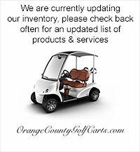 Luxury Golf Cars