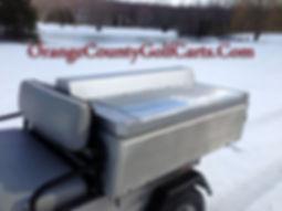 beverage slide in golf cart