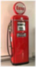 1941 Gilbarco Gas Pump
