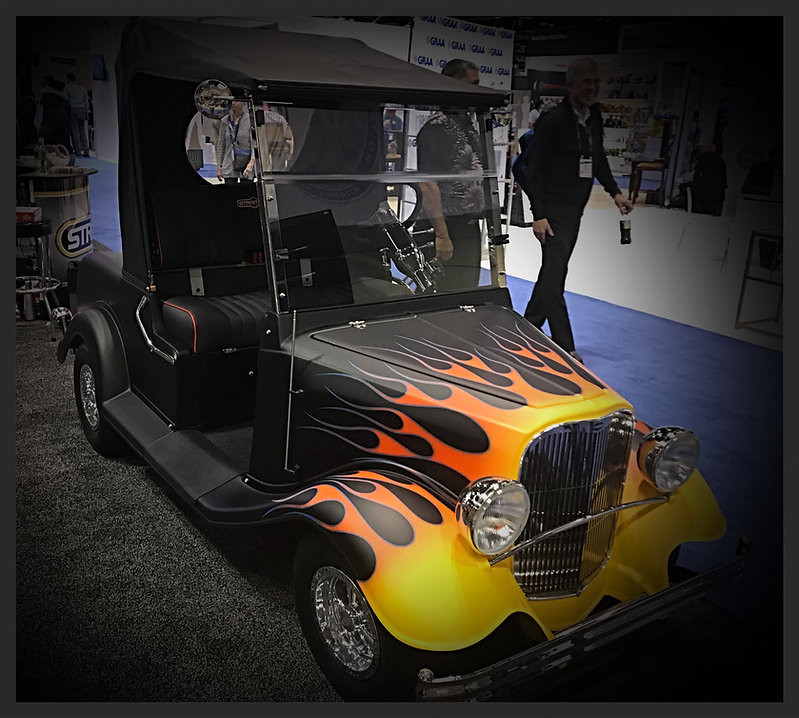 streetrod golf cart
