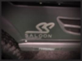 Tomberlin Saloon SS golf cart