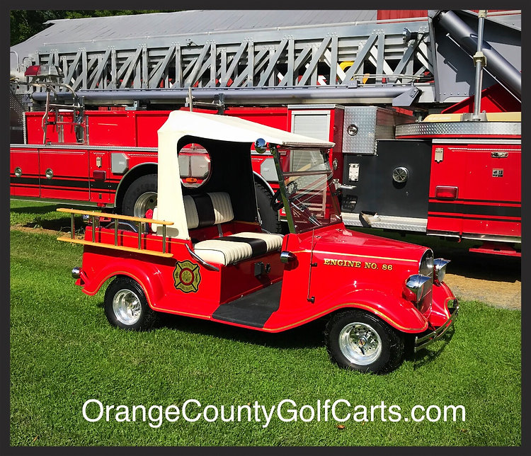 "1929 ""DIANE Signature Series""    Fire Truck"