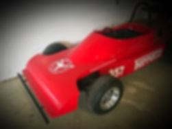 Action Park Lola T506 Indy Car