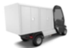 710 white van box