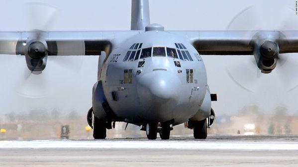 Lockheed C-130 Hercules Windshields