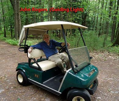 golf cart john rogers
